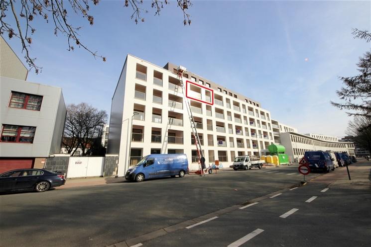 Subliem nieuwbouwappartement nabij de Blaarmeersen