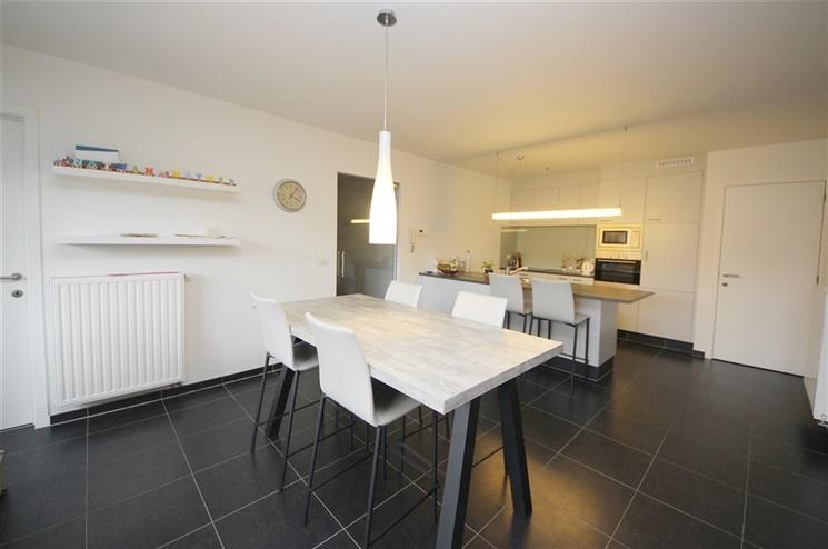 Energiezuinig nieuwbouwappartement met autostaanplaats in centrum Gent!