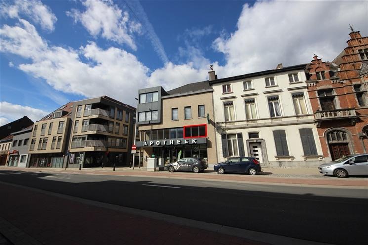 1-slaapkamer appartement aan station Gent-Dampoort