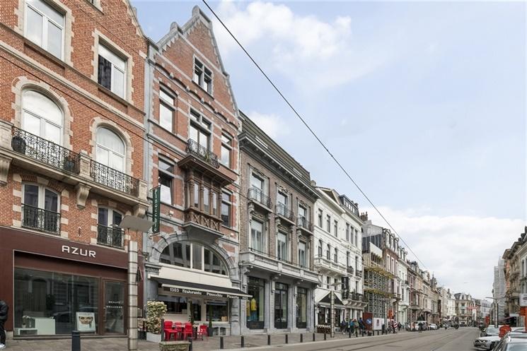 Karaktervolle opbrengsteigendom op toplocatie in Gent