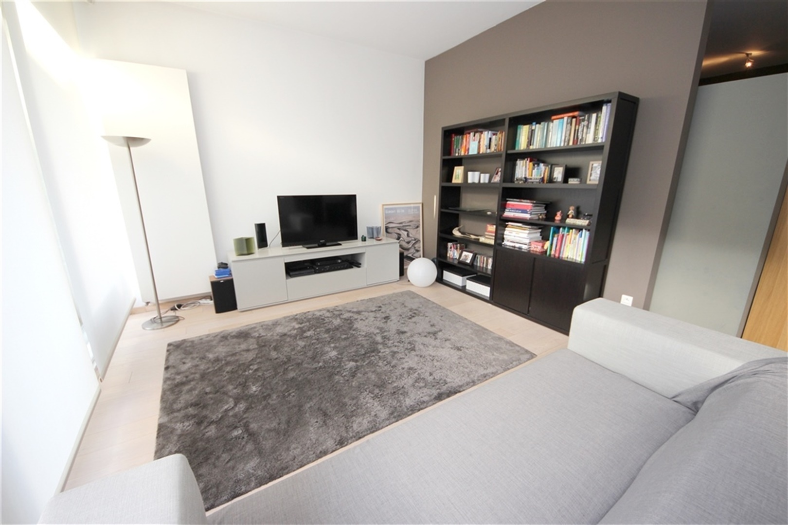 Luxueus gelijkvloers appartement nabij Sint-Baafsplein