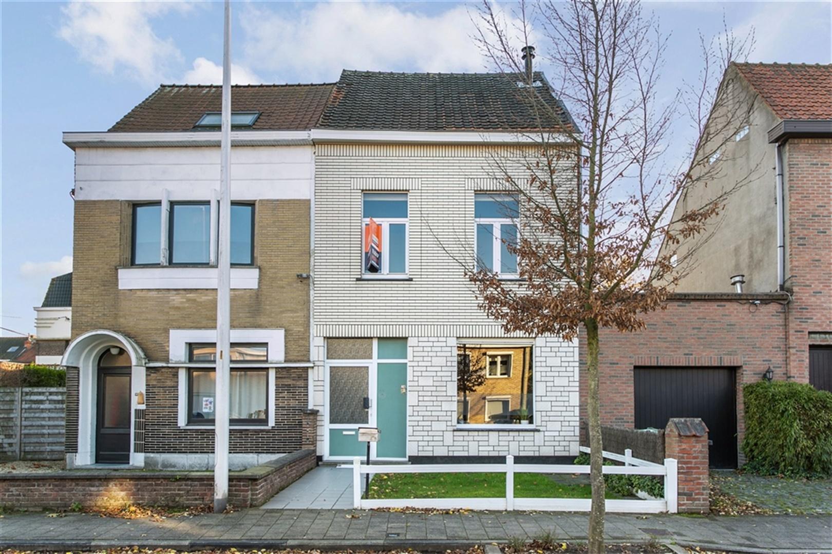 Gezellige starterswoning in rustige buurt te Sint-Amandsberg