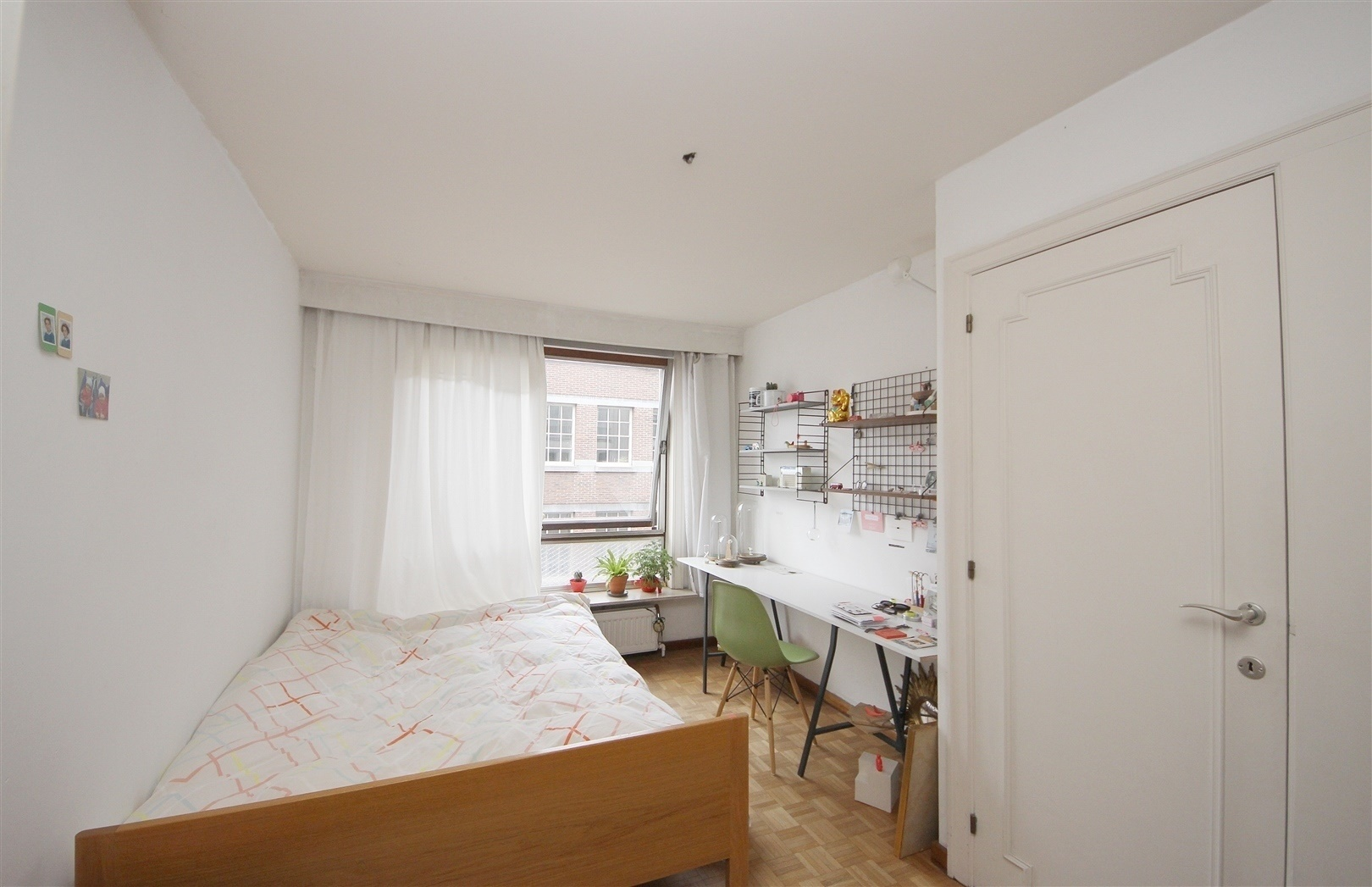 Aangenaam en instapklaar appartement in het centum van Gent!