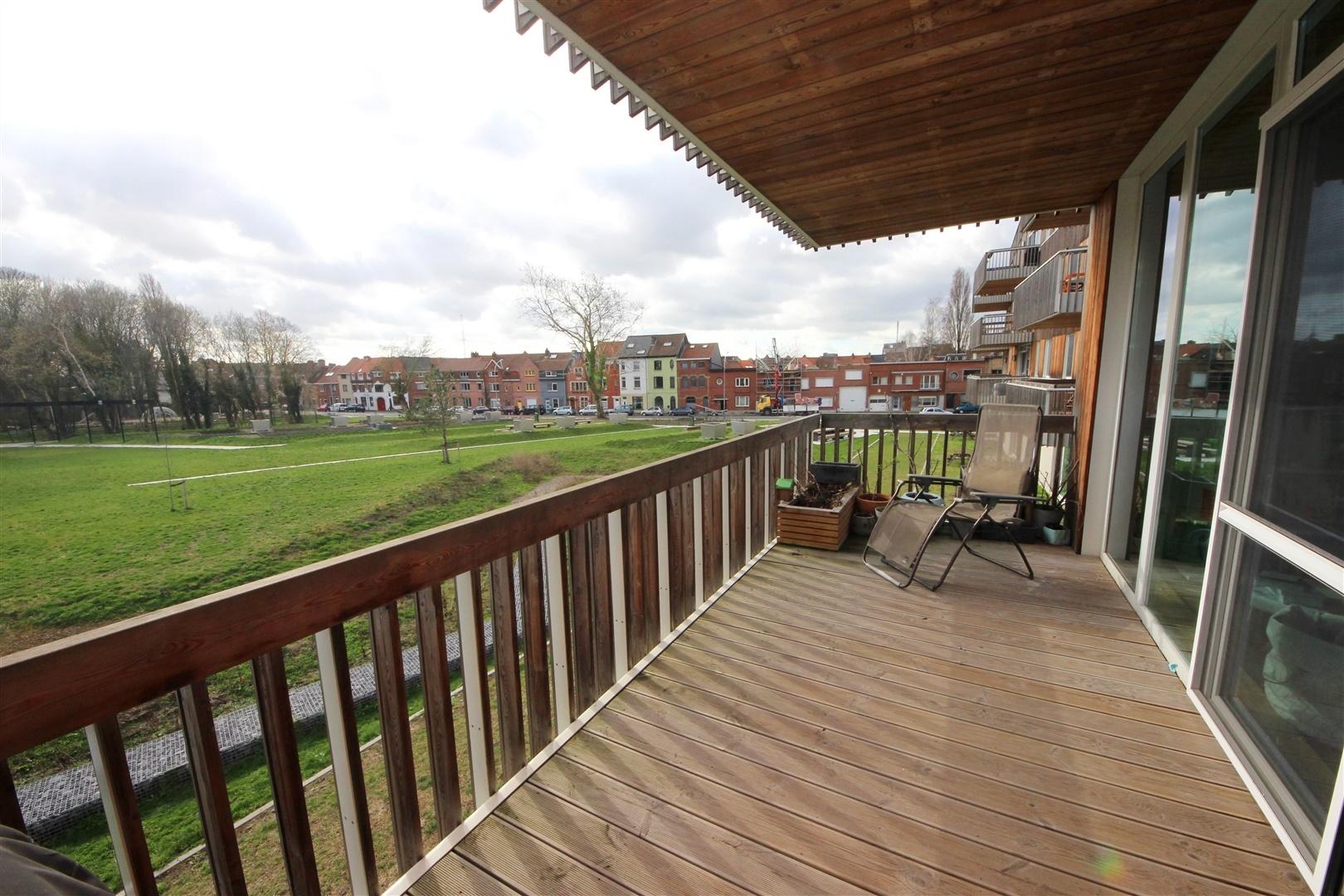 Schitterend nieuwbouwappartement in groene omgeving