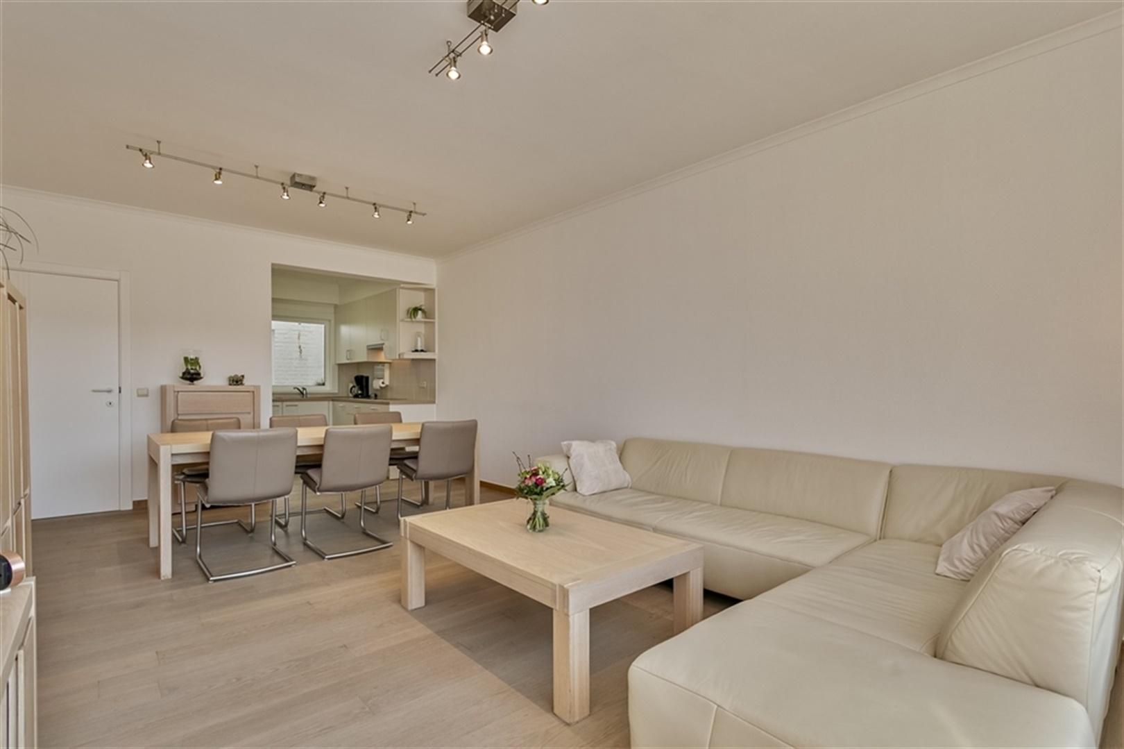 Lichtrijk, modern appartement met 3 slaapkamers in hartje Gent