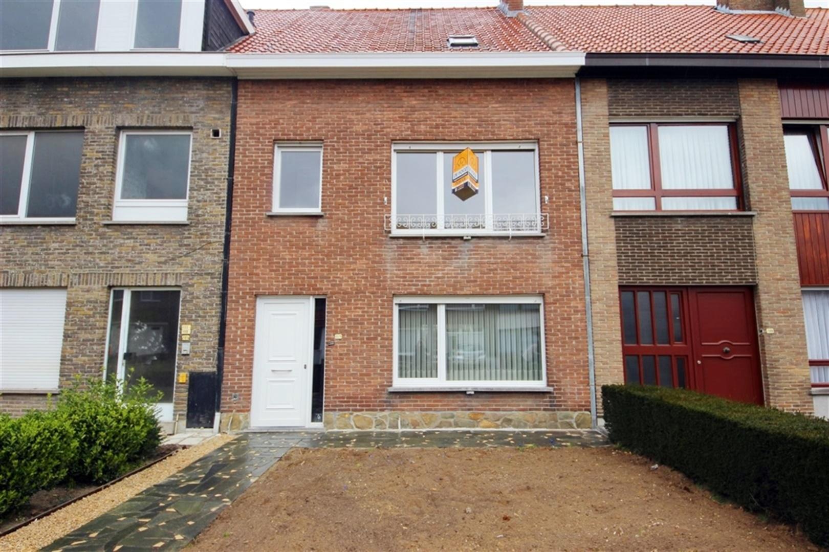 Gezellige woning met tuin nabij centrum Destelbergen!
