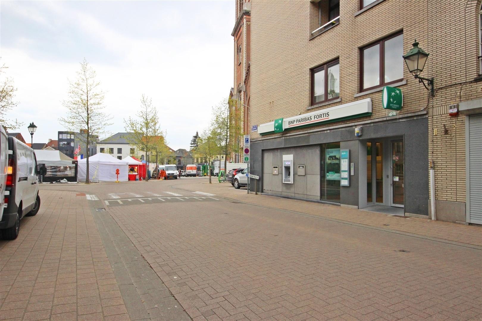 Kantoor van +/- 200m² op uitstekende locatie in Wetteren