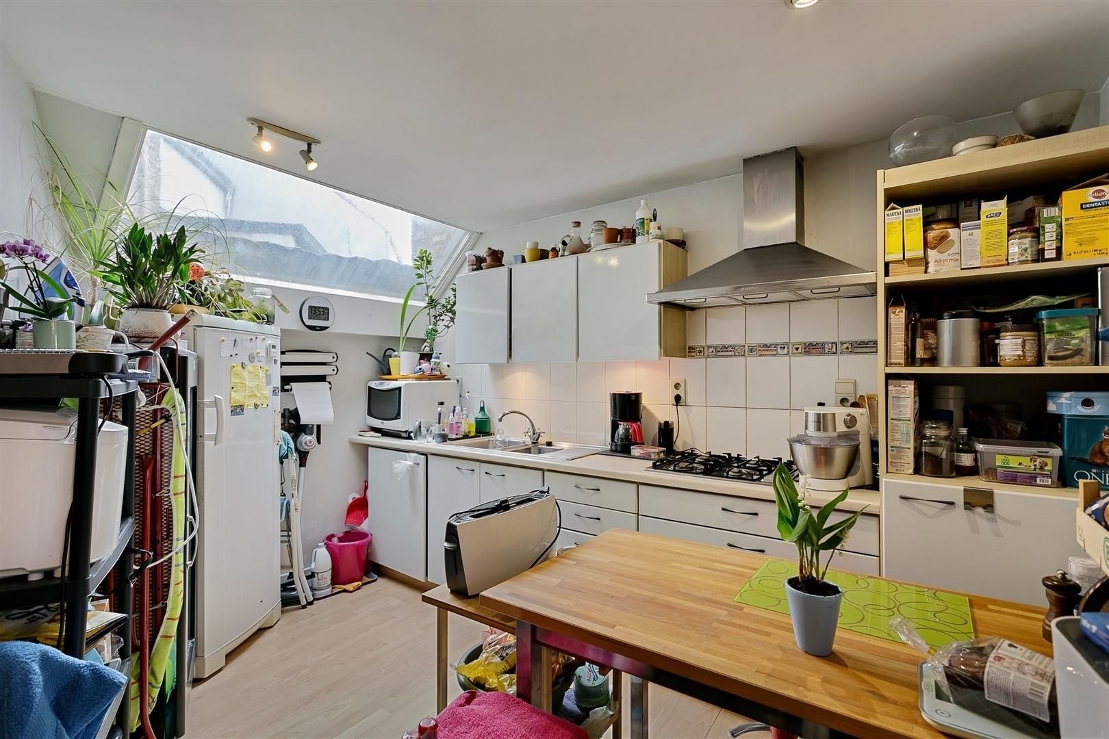 Gezellige rijwoning met 3 slaapkamers in Gentbrugge