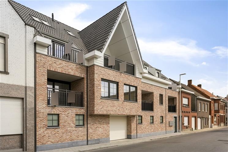 Nieuwbouw appartement met 3 slaapkamers te Waregem