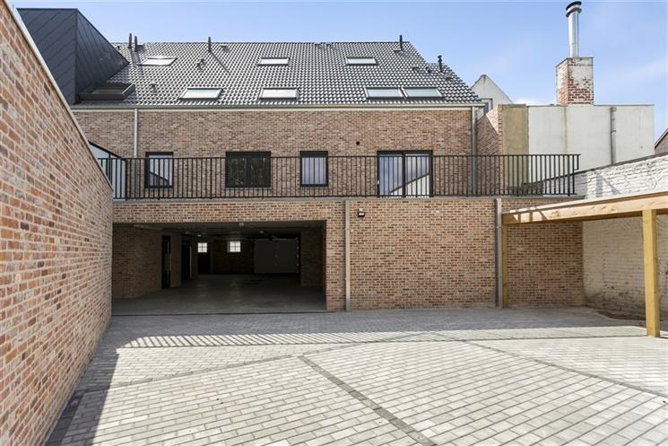 Lichtrijk appartement in het centrum van Waregem