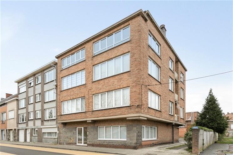 Gelijkvloers appartement met 2 slaapkamers in St-Amandsberg