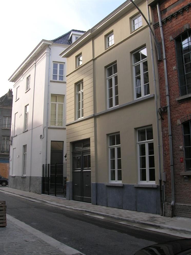 Prachtige woning met praktijkruimte gelegen in het centrum van Gent!