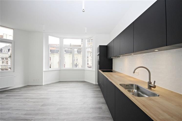 Instapklaar éénslaapkamer appartement aan het station Gent-Sint-Pieters!