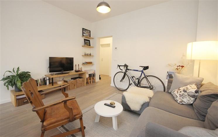 Gezellig en instapklaar appartement nabij de Gentbrugse Meersen!