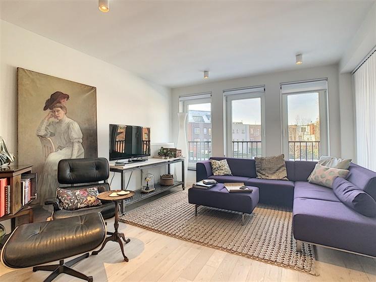 Modern appartement met terras en gemeenschappelijke tuin!