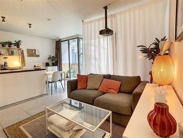 Instapklare studio met uitstekende ligging nabij Gent-Zuid!