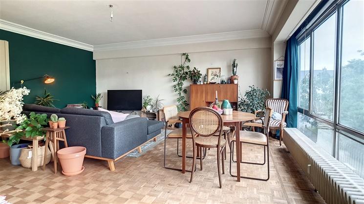 Karaktervol 2 slaapkamer appartement aan het Sint-Annaplein