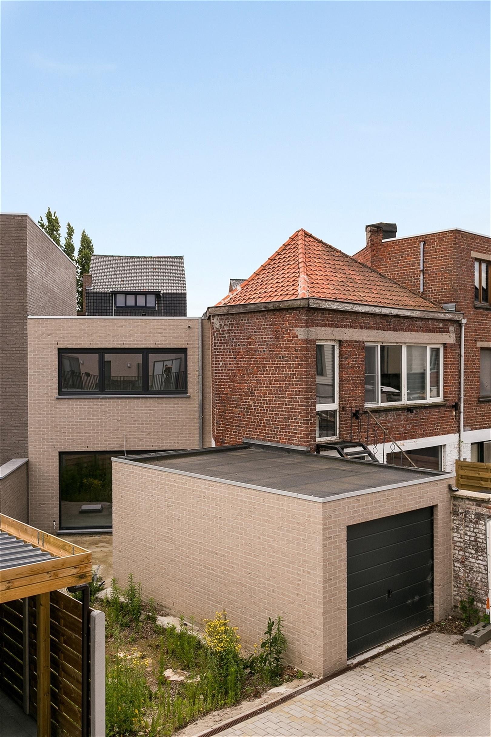 Hedendaagse gezinswoning met 3 slaapkamers in Kortrijk