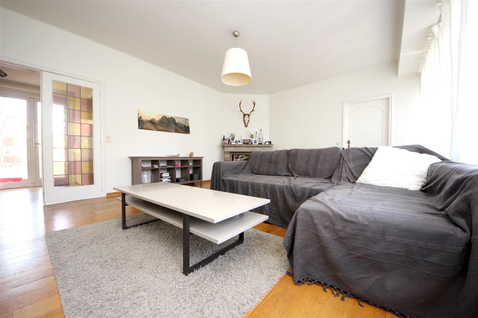 Zonnig 2-slaapkamer appartement aan het Muinkpark