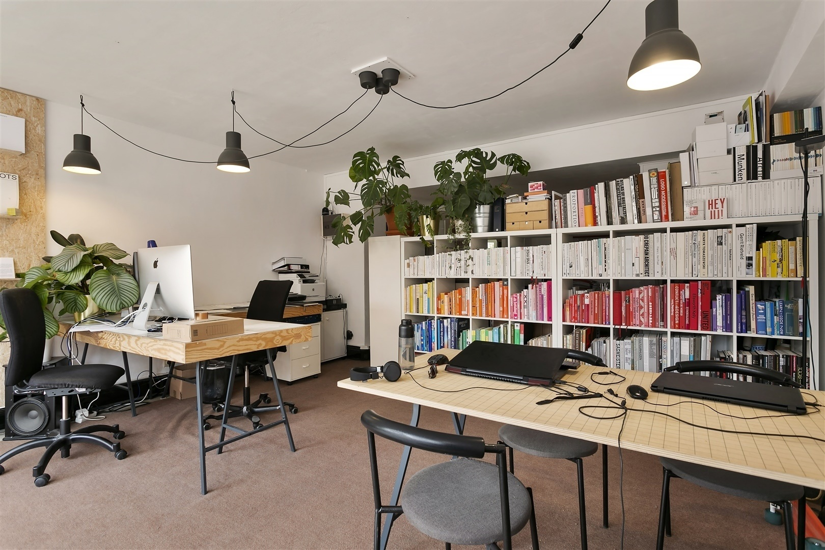 Gelijkvloers winkelappartement vlakbij Gent Sint-Pieters en Citadelpark!