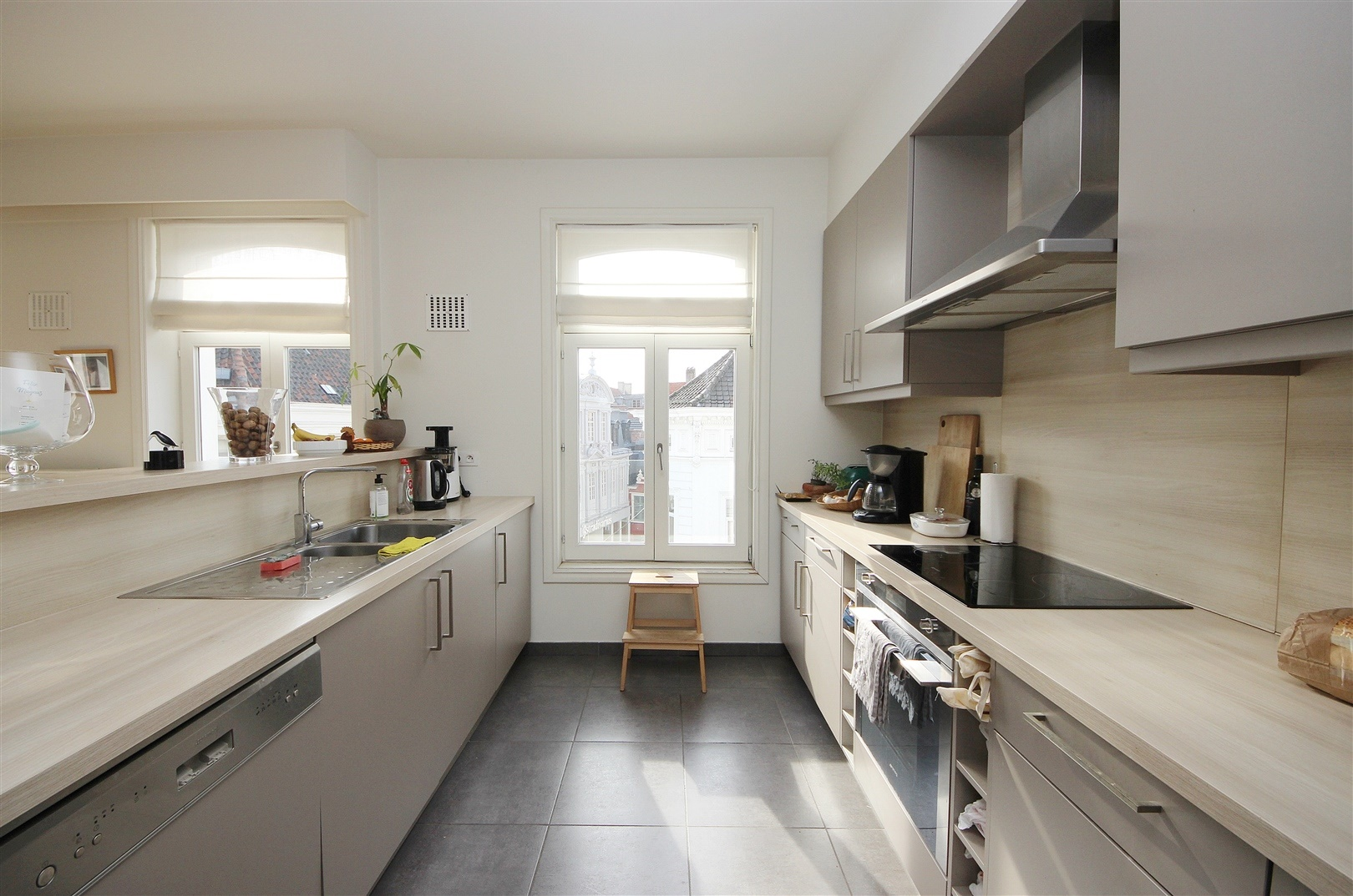 Instapklaar duplex-appartement met riant terras