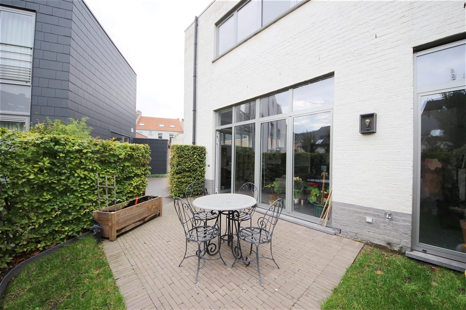 Exclusieve loft met gemeenschappelijke binnentuin in hartje Gent!