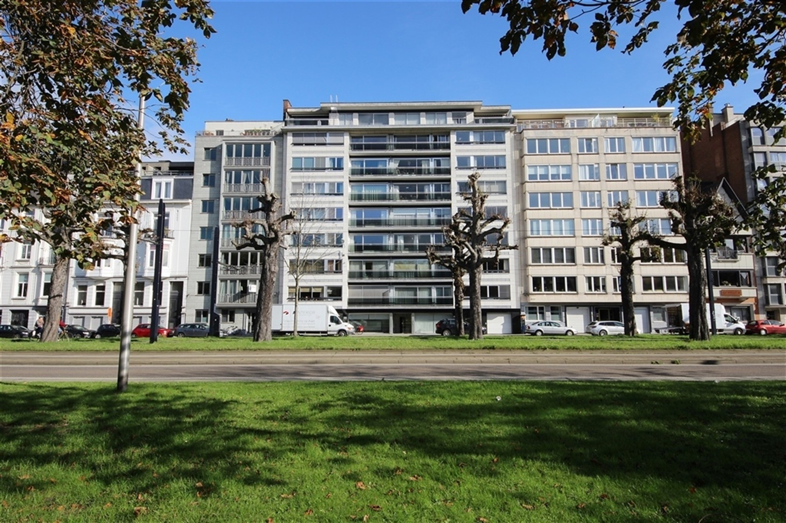 Gezellig 2-slaapkamer appartement aan het Gentse Zuidpark
