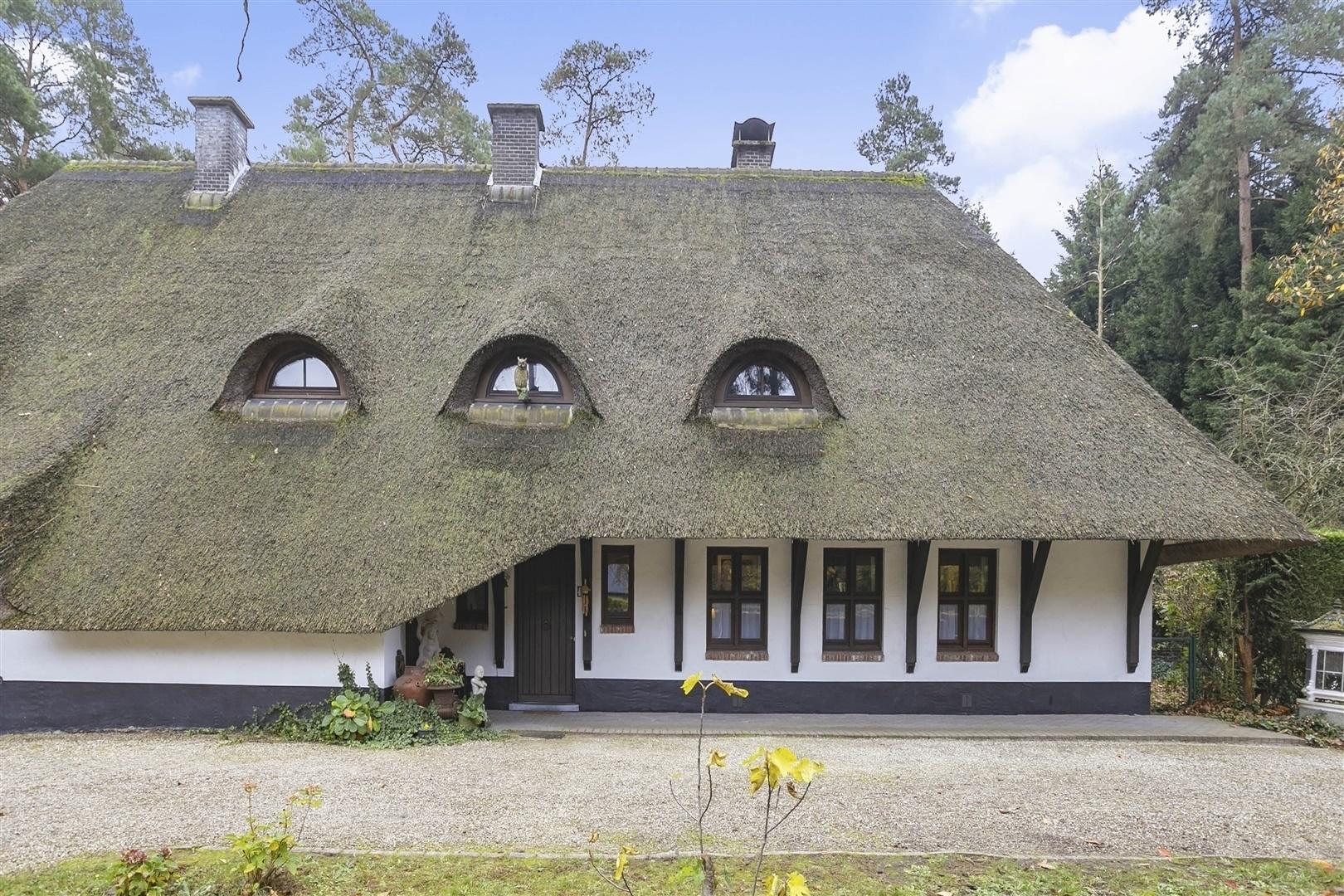 Karaktervolle villa met kantoor te Waasmunster