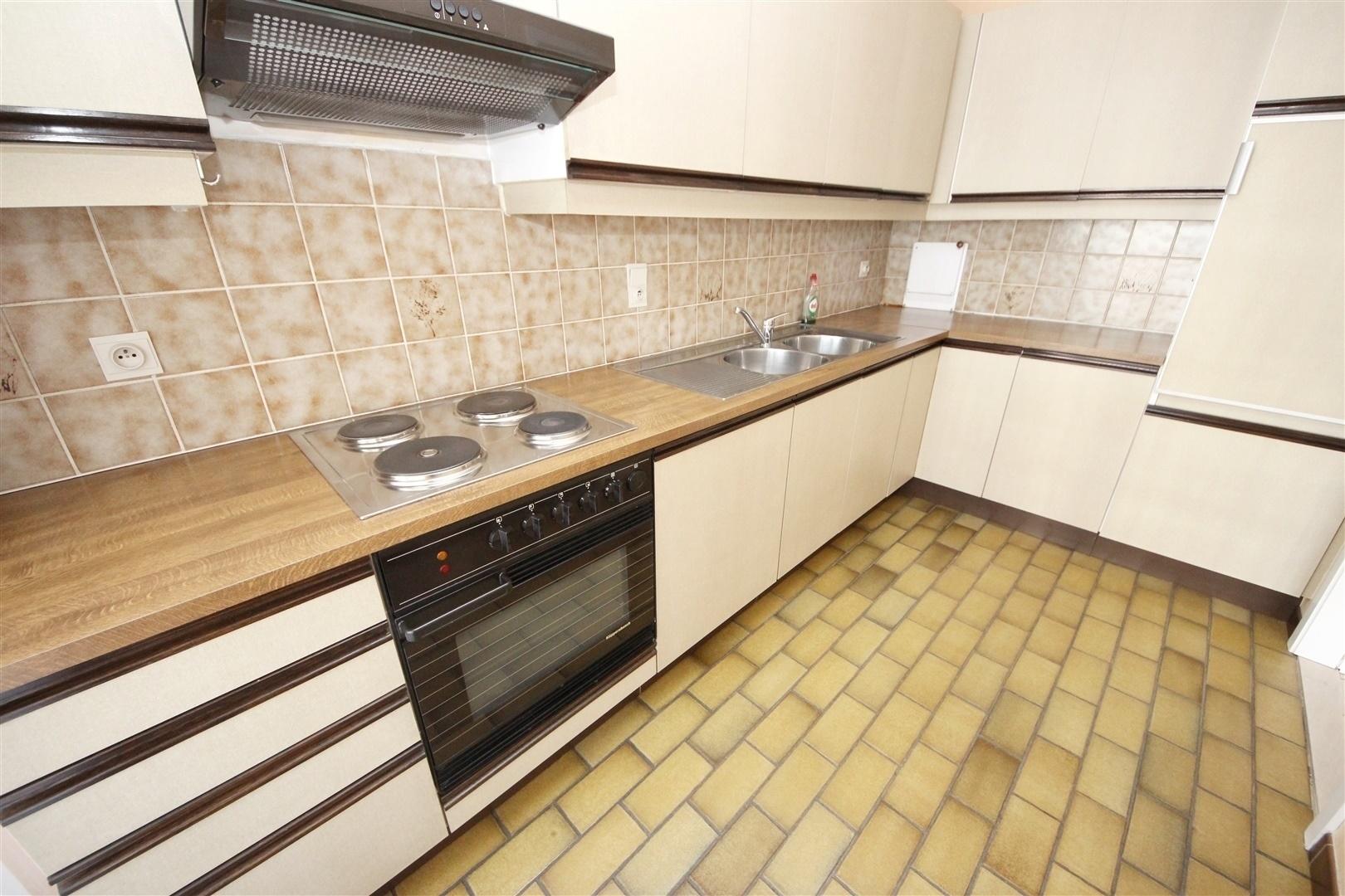 Ruim appartement met 2 slaapkamers aan het Gentse Zuidpark