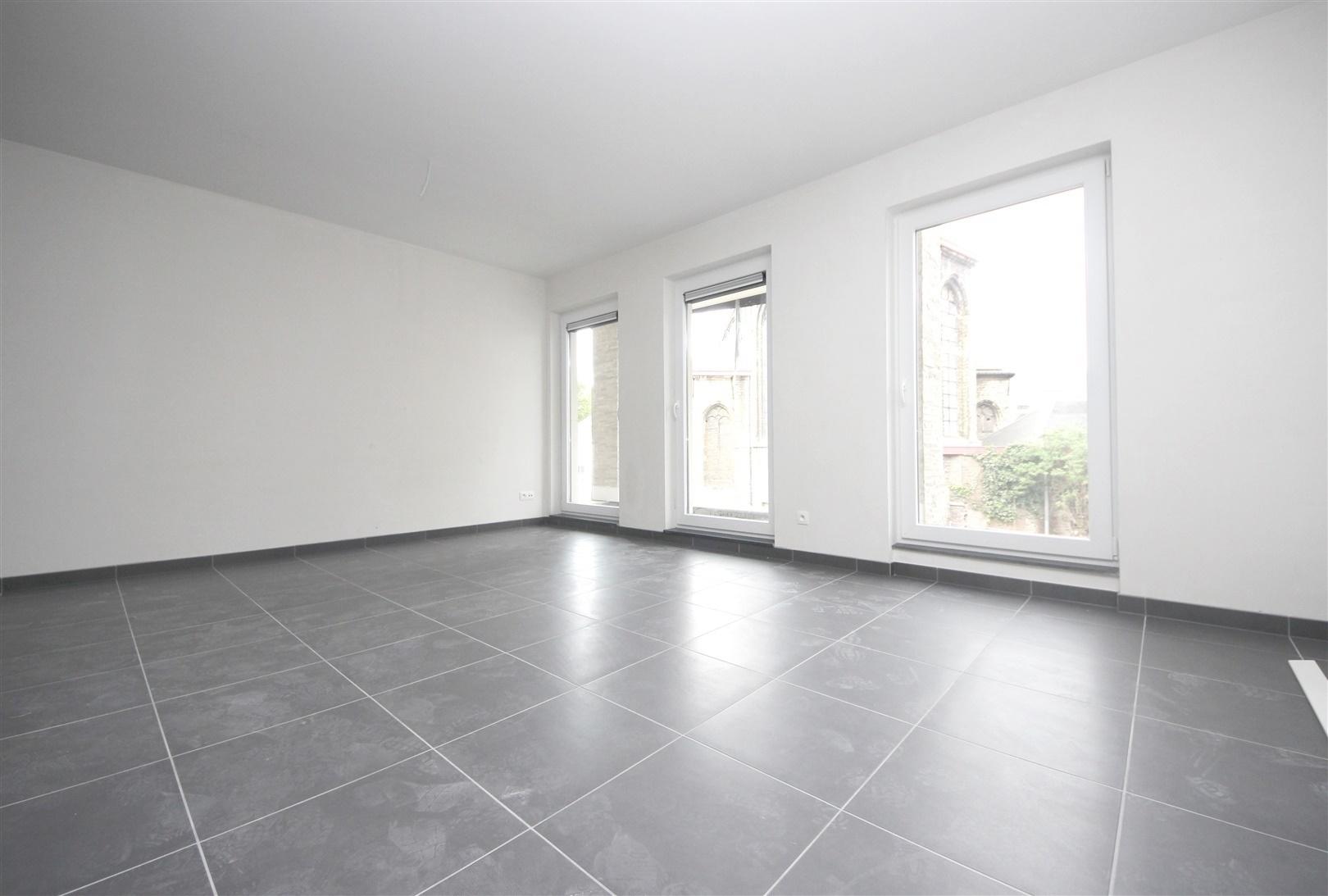 Zonnig 1-slaapkamer appartement aan Baudelopark
