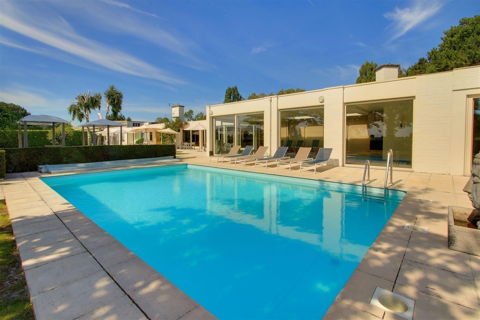 Landelijke wellnesscentrum/B&B met 2 zwembaden