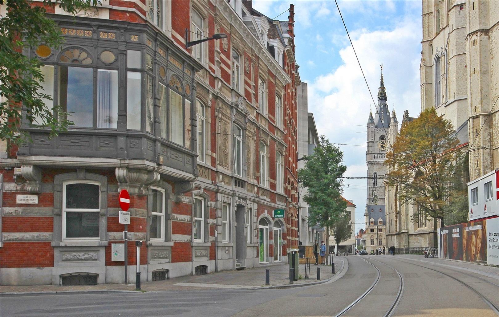 Exclusief 2-slaapkamer appartement in het historisch stadscentrum