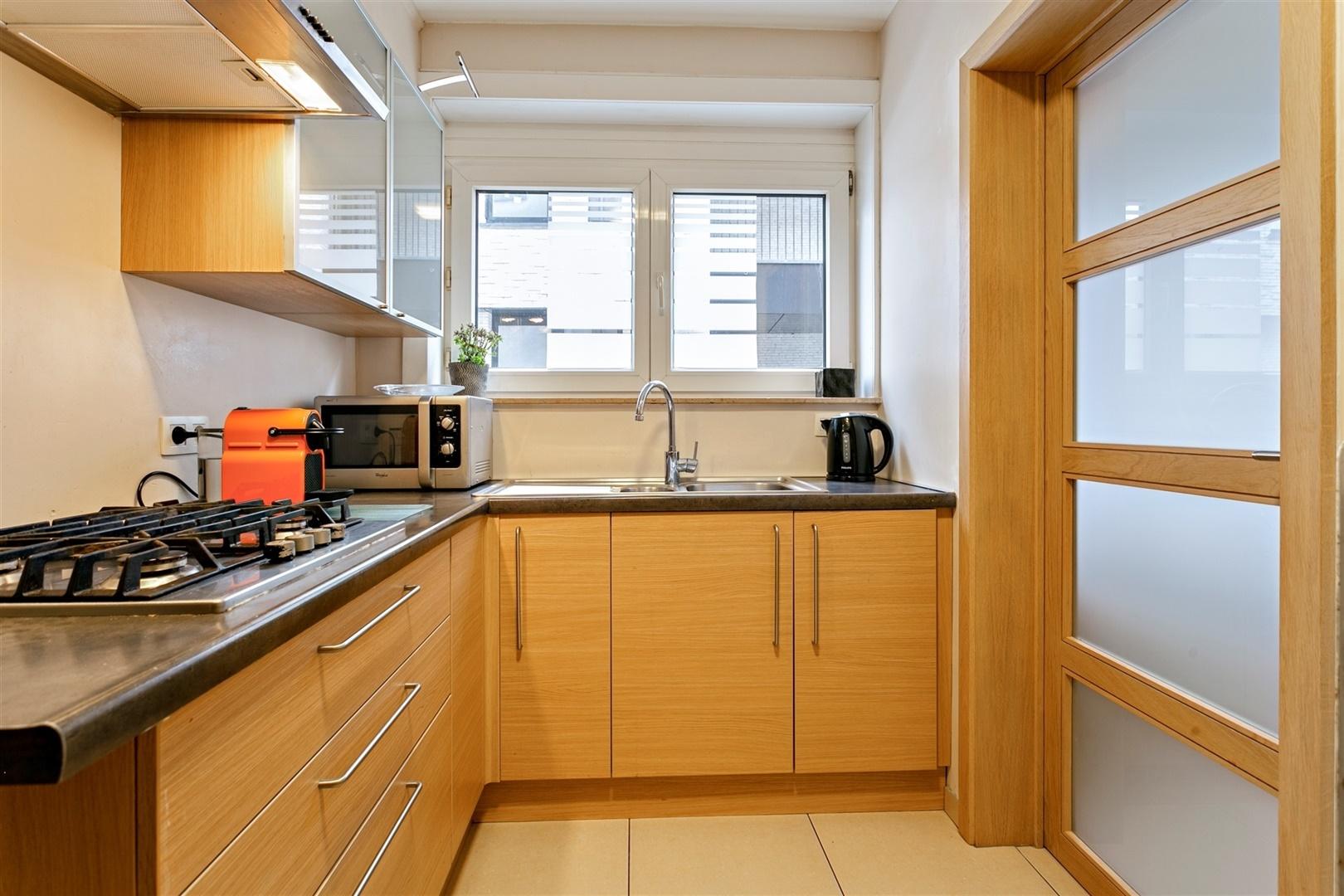 Instapklaar appartement met 3 slaapkamers in centrum Gent