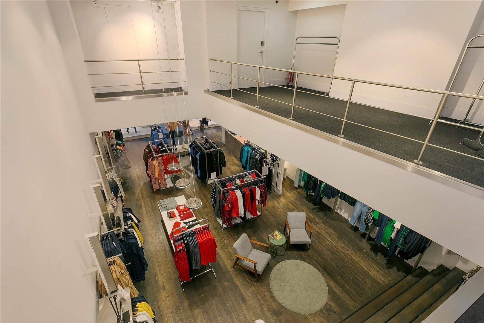 Handelshuis van +/- 400m² op één van de top locaties in Gent