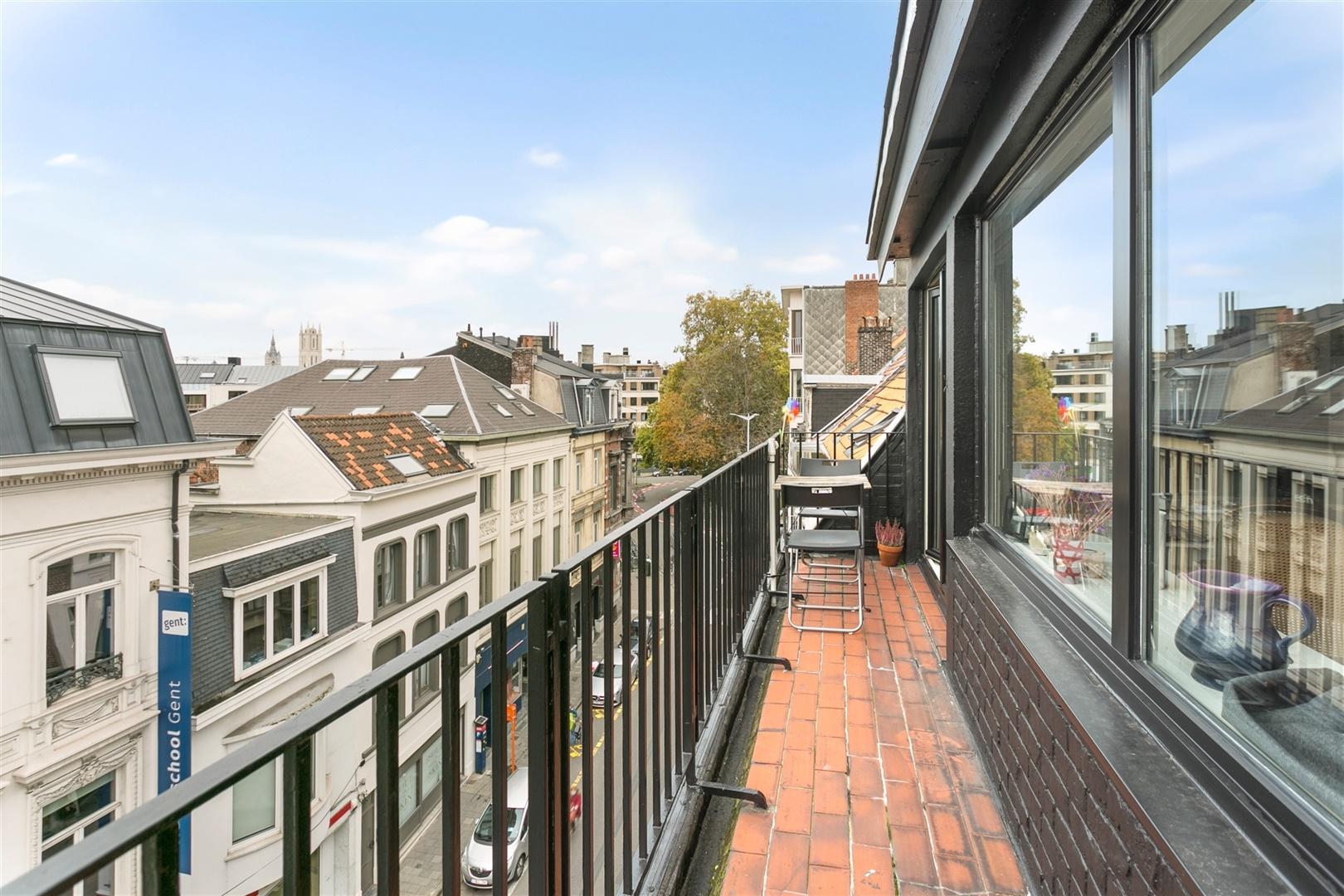 Penthouse met 2 terrassen
