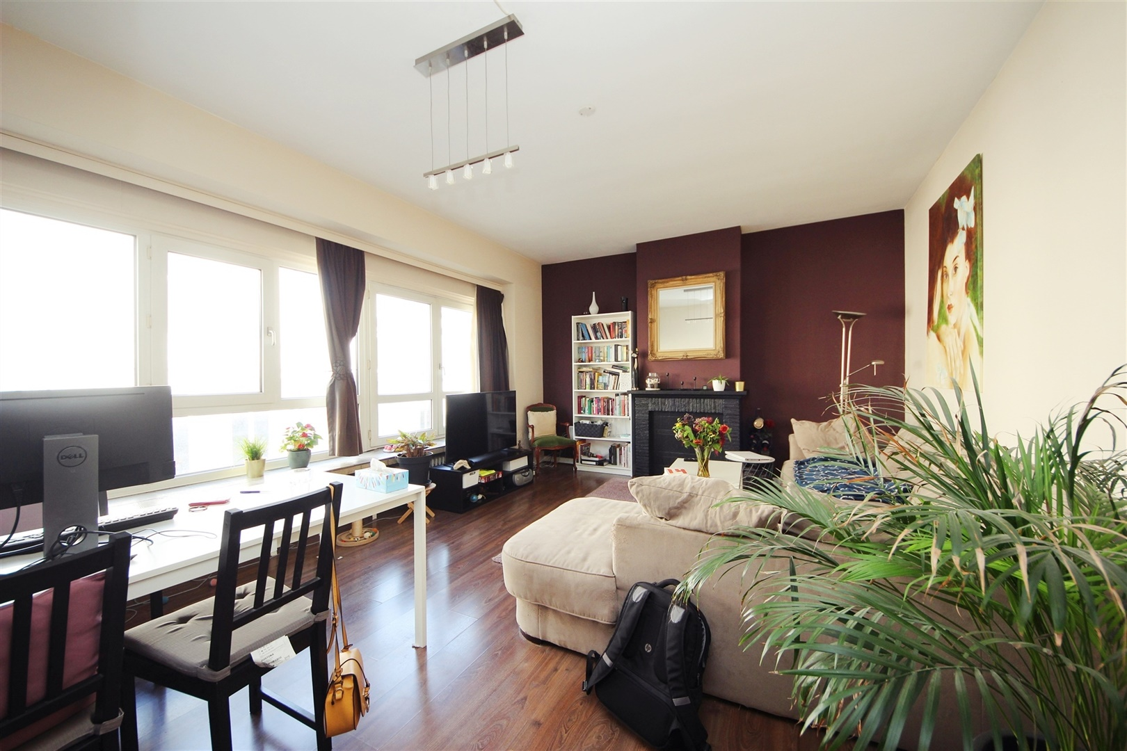 Charmant appartement met 2 slaapkamers