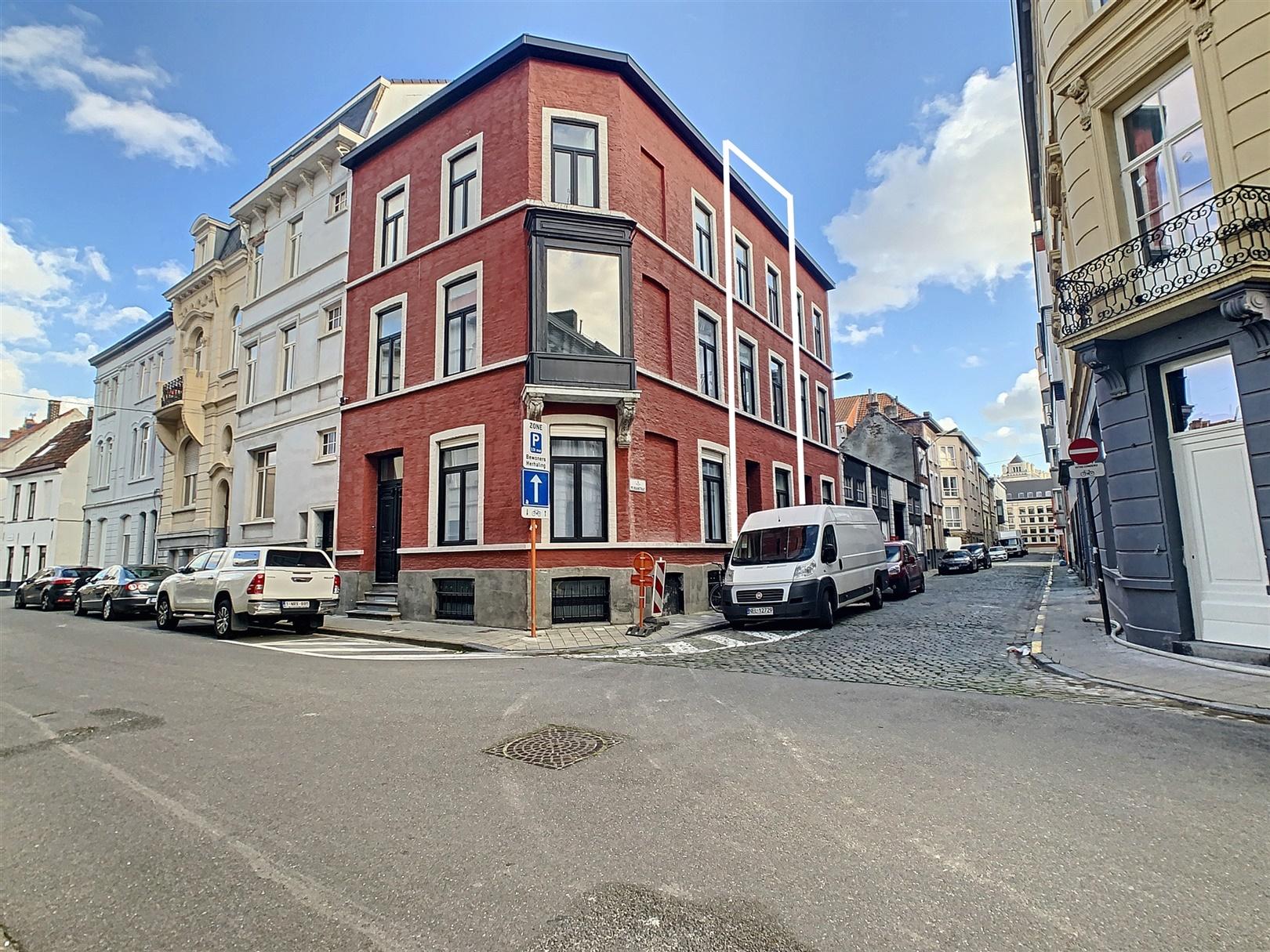 Gezellige woning met 3 slaapkamers in hartje Gent!