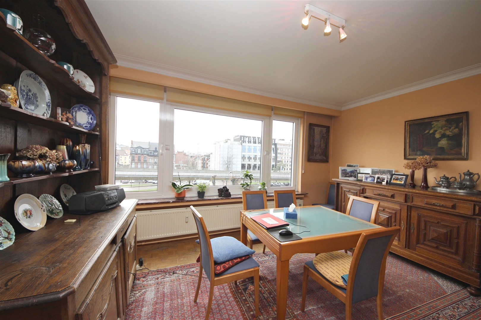 Ruim appartement met perfecte ligging!