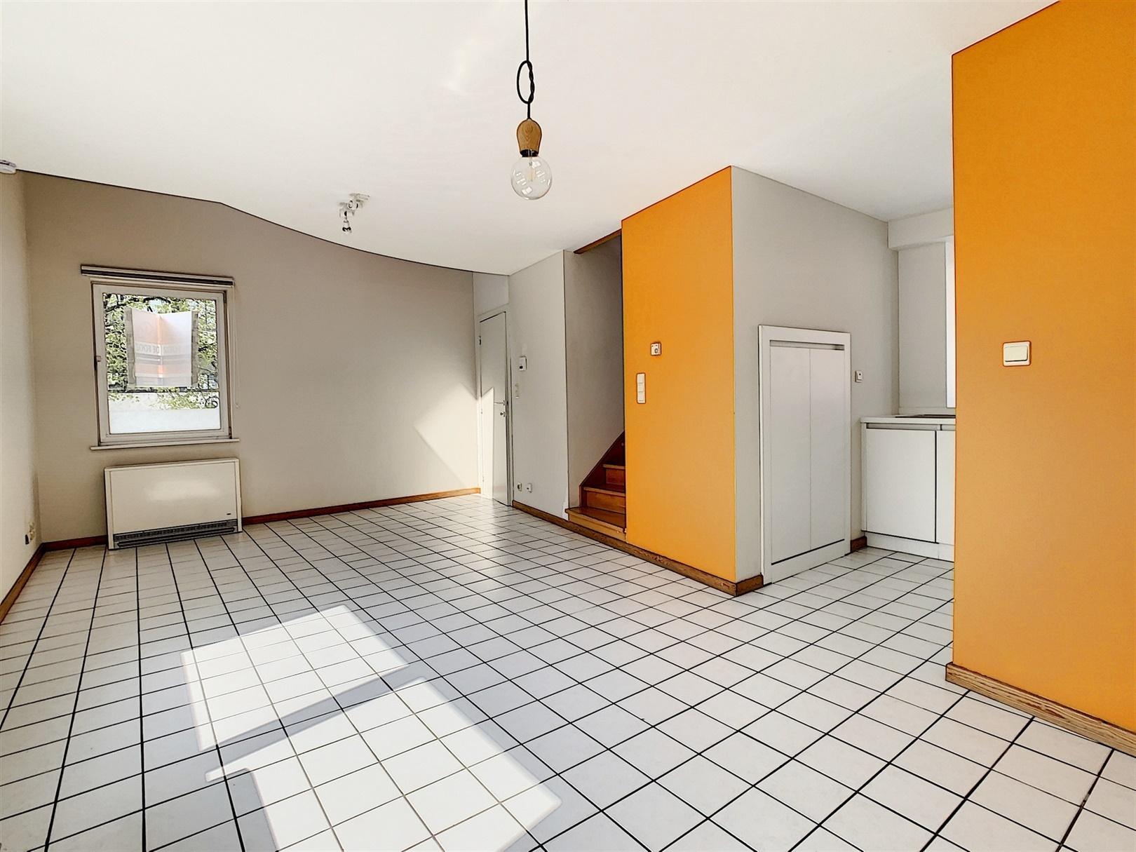 Aangenaam duplex-appartement op gunstige ligging nabij het UZ-Gent!