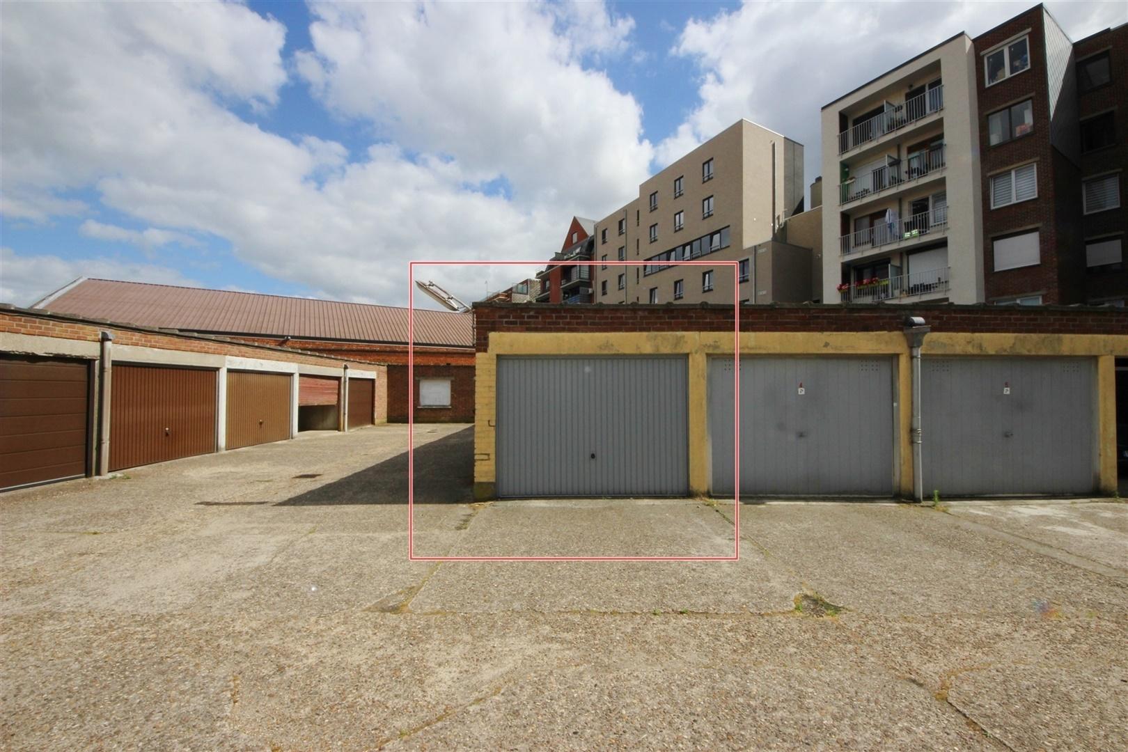 Garagebox op gunstige locatie te Ledeberg