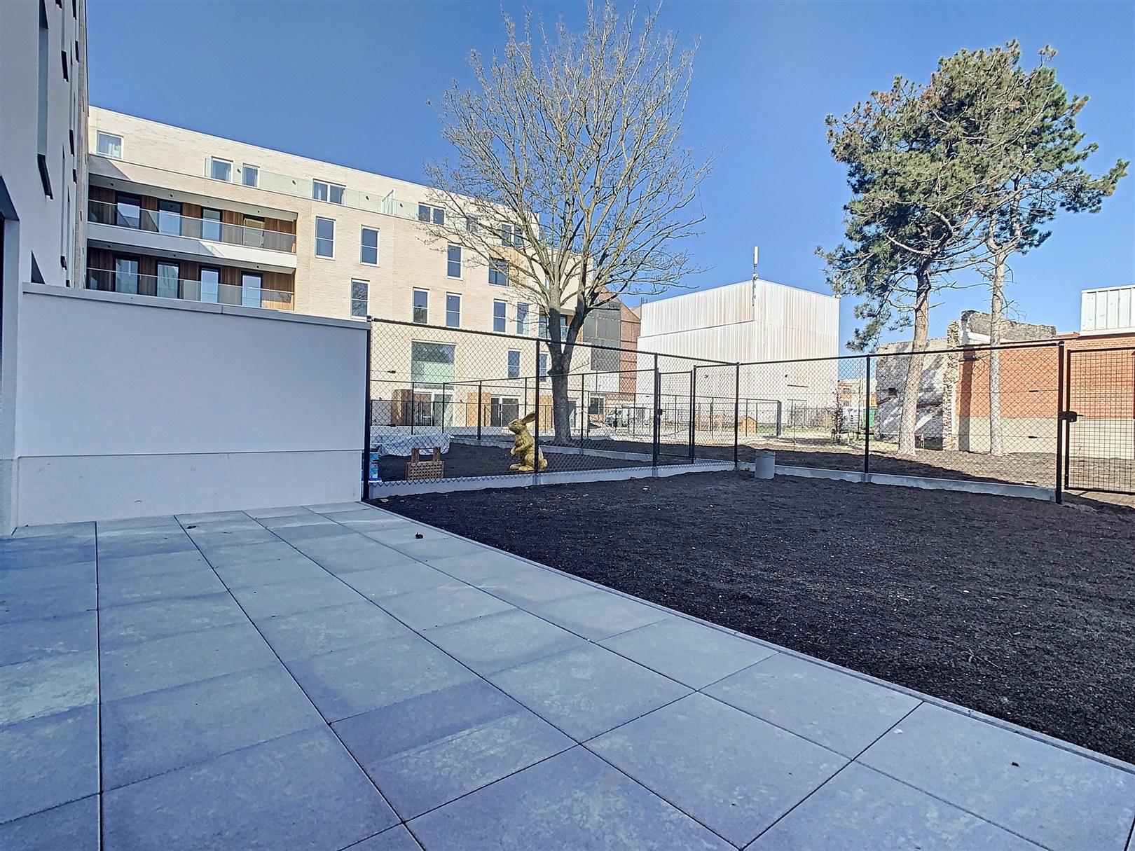 Nieuwbouw appartement met 3 slaapkamers en tuin!