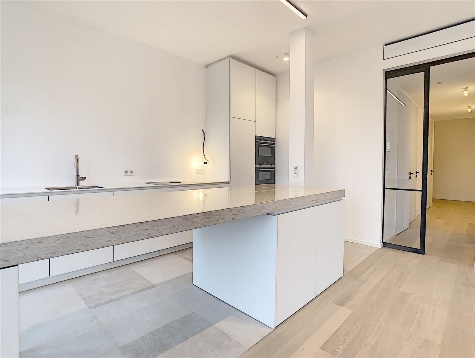 Exclusief tweeslaapkamer appartement met zicht op de Leie!