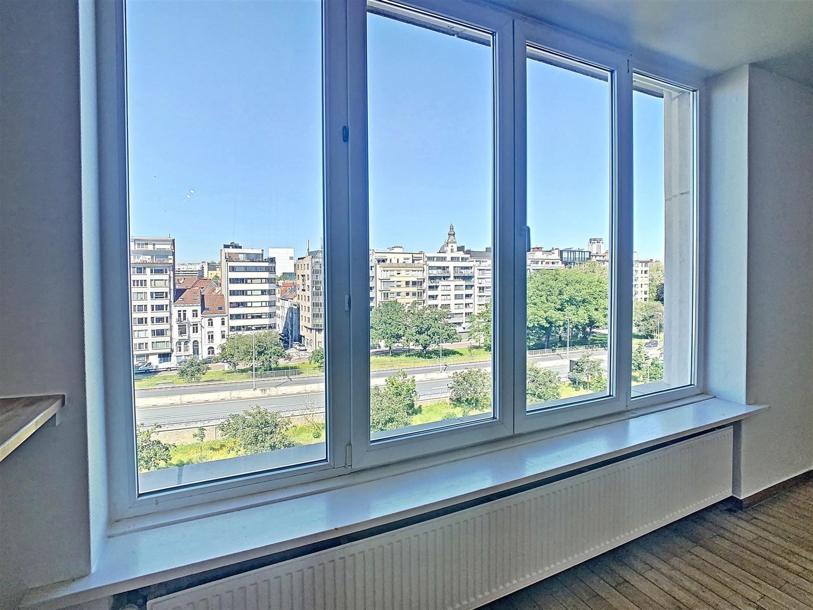 Charmant appartement met zicht op het Zuidpark