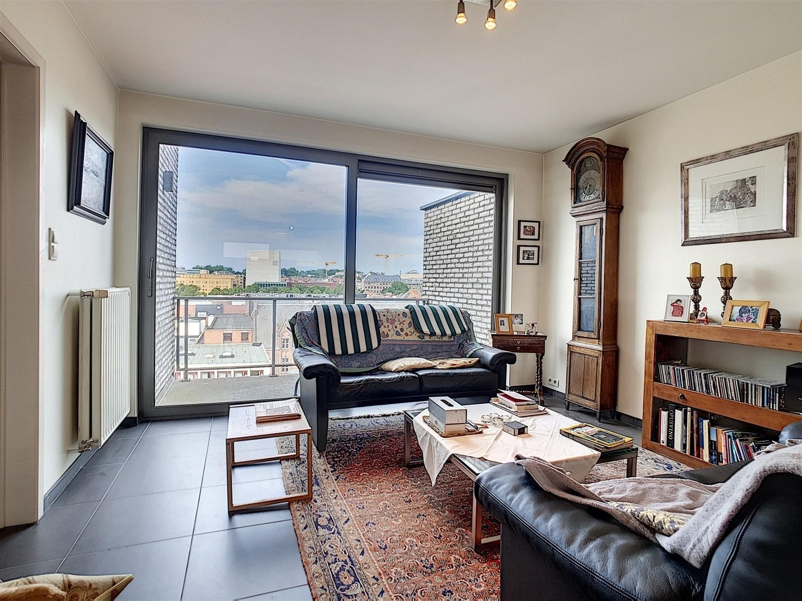 Appartement met kosteloos recht van bewoning